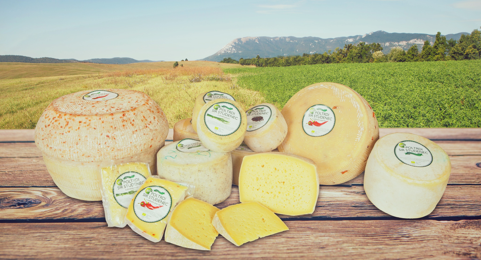 bio siri, sir, kmetija, domači sir